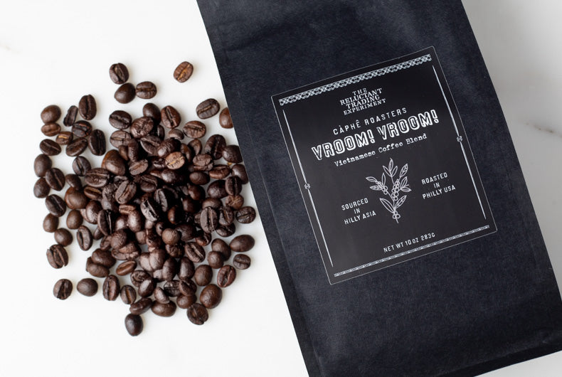 Vietnamese Whole Bean Coffee Craft Roasted in USA