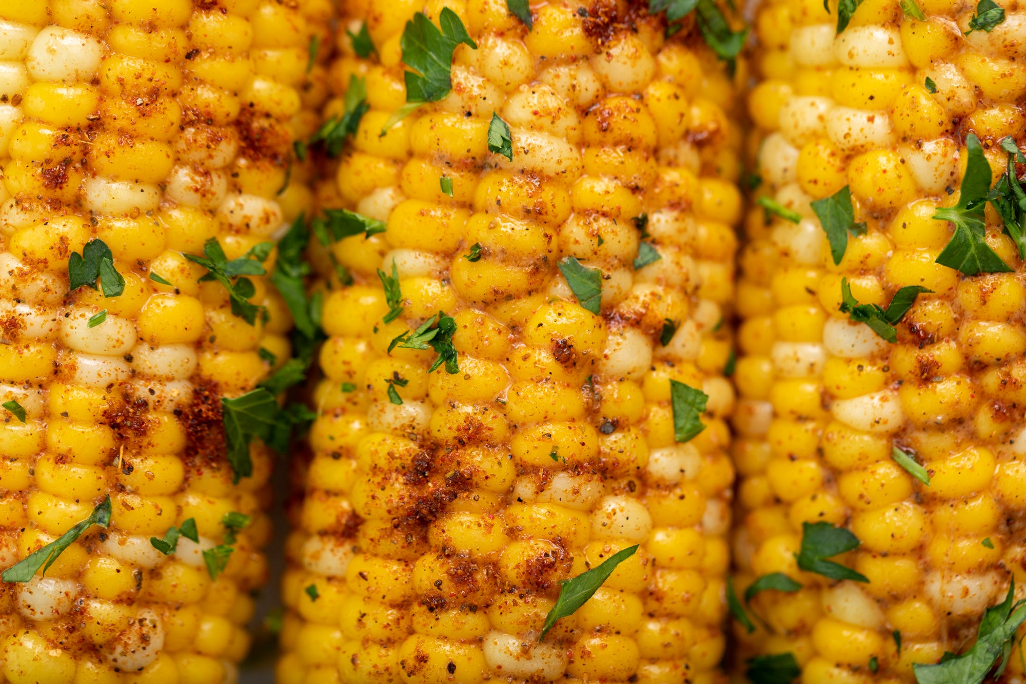 Recipe - BBQ Spice Rub Recipe + Grilled Corn with Spiced Butter