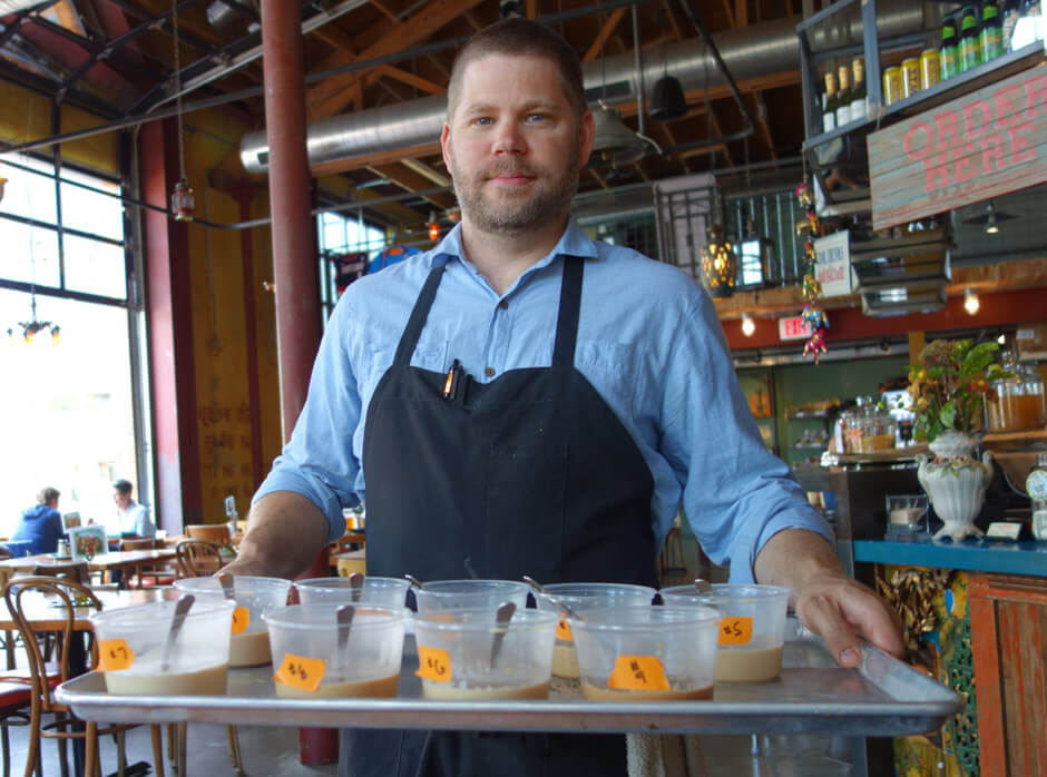 Chef Troy MacLarty - The Guy Behind the Chai