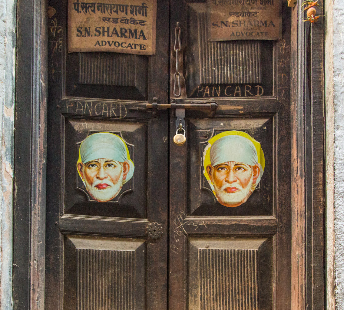Two heads are better than one in Varanasi