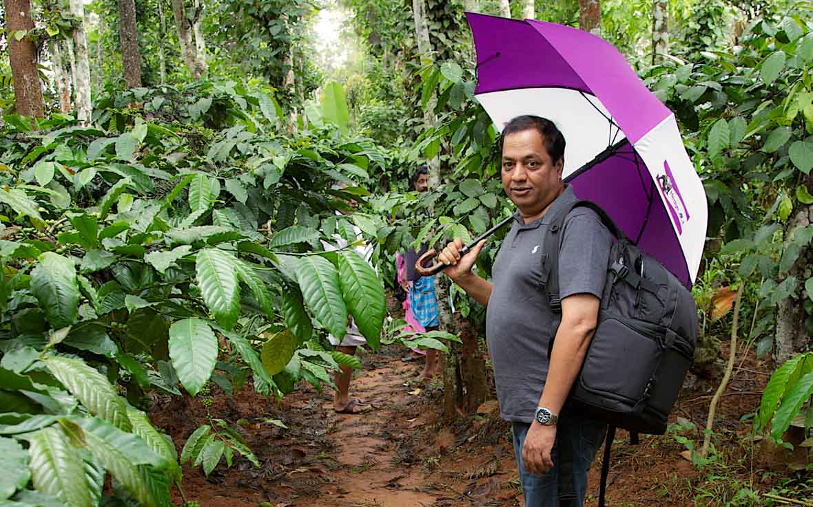 Reluctant Trading in the Jungles of Kerala