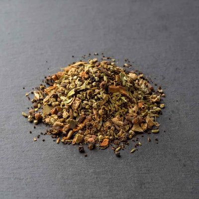 Bollywood Theater Masala Chai Black Tea Cardamom Cinnamon Cloves Star Anise Pepper