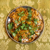 Bollywood Theater prepares its Papri Chaat with Garam Masala