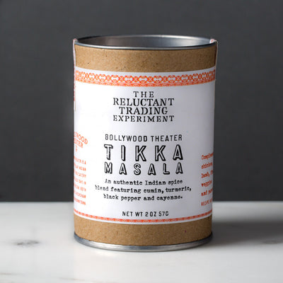 Bollywood Theater Authentic Indian Tikka Masala Mix in 2 oz Tube