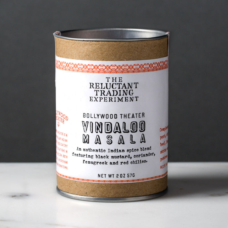 Bollywood Theater Authentic Indian Vindaloo Masala Mix