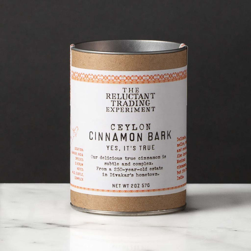 Cinnamon, Ceylon, Bark - NEW!