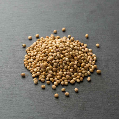 Whole Indian Coriander Seed, Fresh Orange Citrus Aroma
