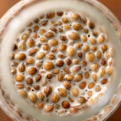 Coriander Seed Whipped Cream recipe from Sarah Marshall