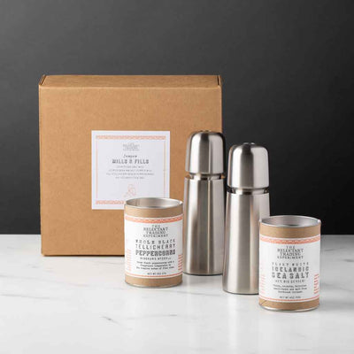 Jesper Stainless Mills and Fills Gift Box