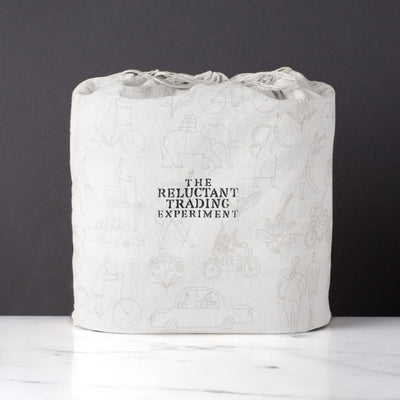 Large Icelandic Sea Salt and Tellicherry Gift Bag