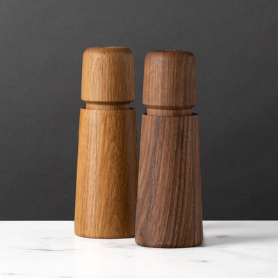 Danish Design Modern Pepper Mill or Salt at Reluctant Trading