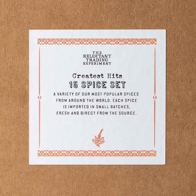 Greatest Hits 15 Spice Gift Box