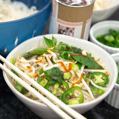 Authentic Vietnamese Pho Soup Spice Blend by Chef Nguyen Bui