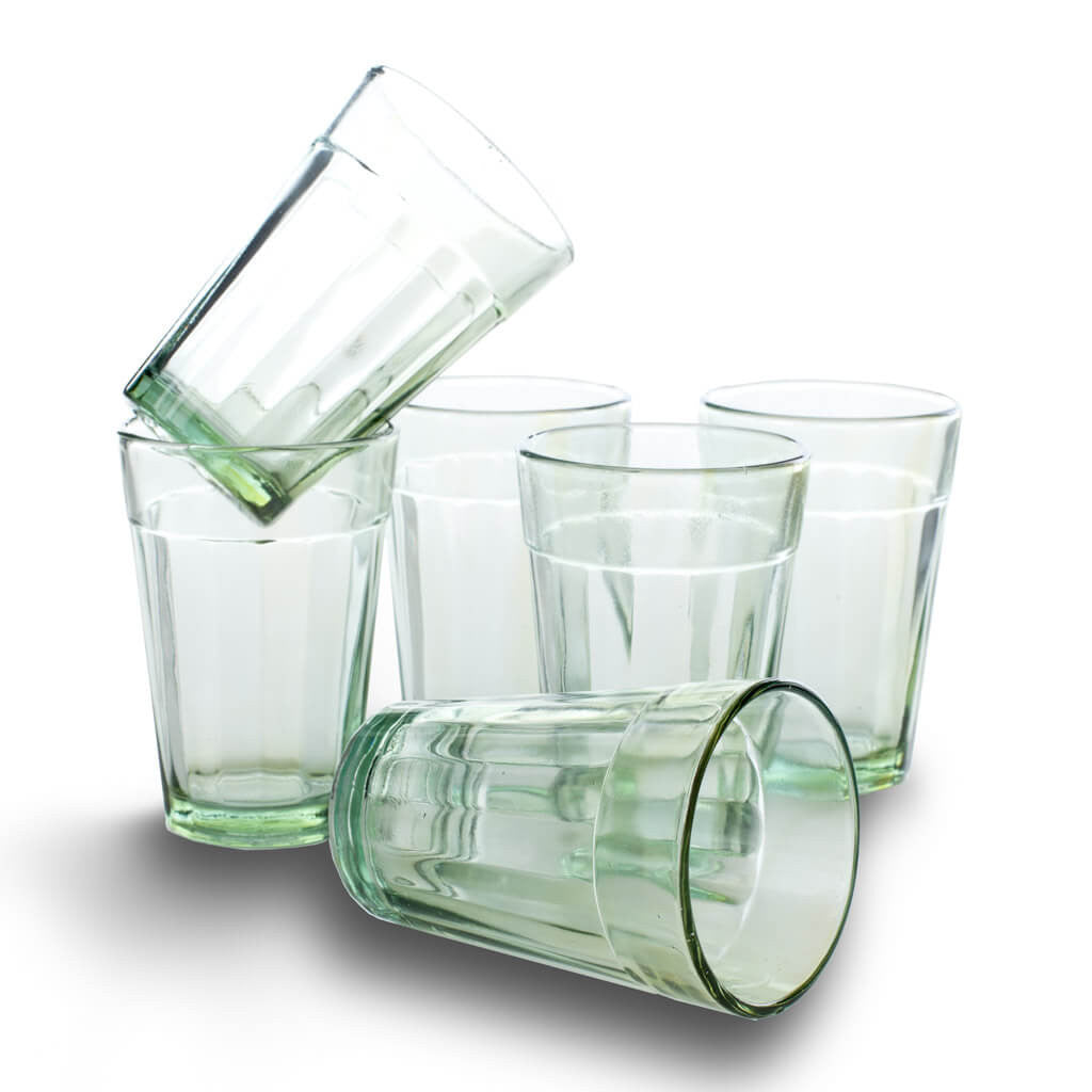 Chai Tea Carrier and 6 Glass Set – The Reluctant Trading ...