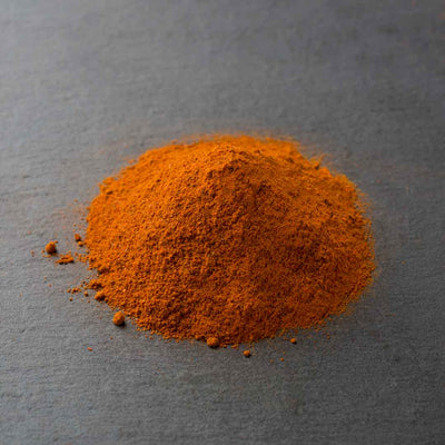 Rajasthani Red Paprika, Kashmiri Chili, hint of smoke, medium heat