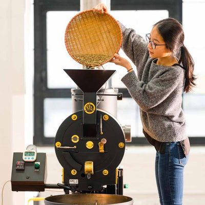 Vroom! Vroom! Vietnamese Whole Bean Coffee-Caphe Roasters-The Reluctant Trading Experiment