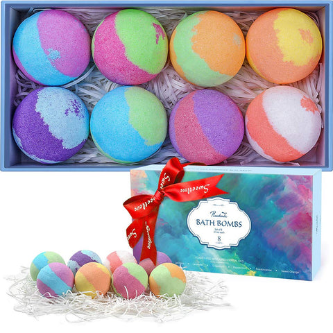 Bath Bombs 8 pack