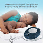 Dream white noise machine great for babies, young children and adults