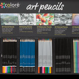 50 Piece Art Set