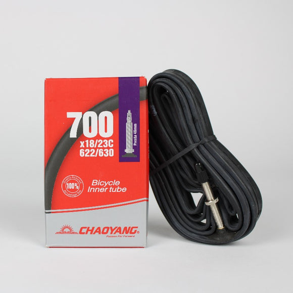 CHAOYANG 700 X 18-23c BICYCLE INNER TUBE
