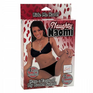 Naughty Naomi Love Doll