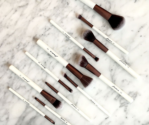 How using makeup brushes changes my life