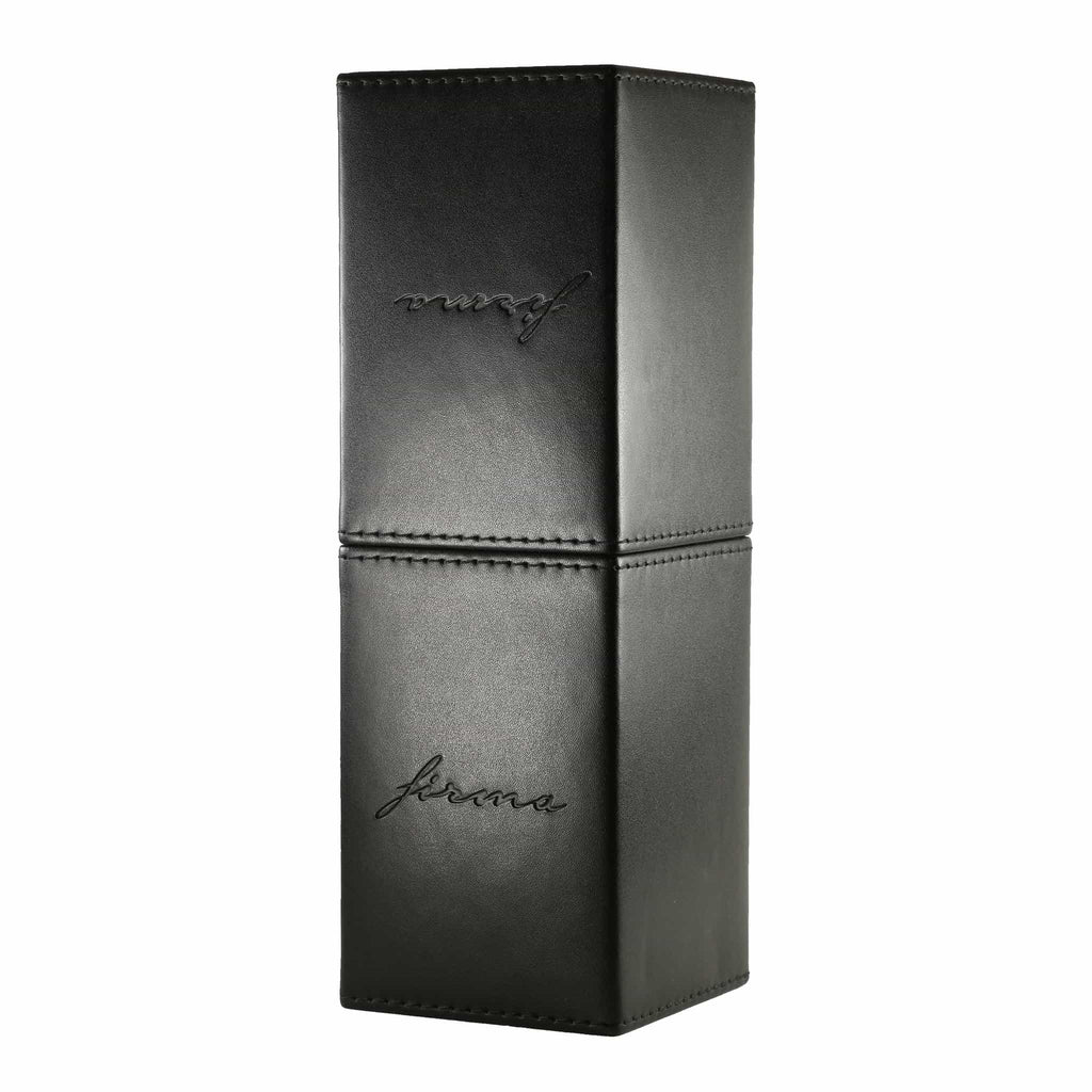 firma beauty black magnetic box for makeup brushes