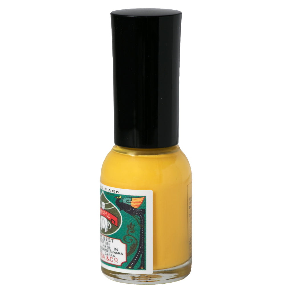 Lemon Ueba Esou 'Gofun' natural nail polish
