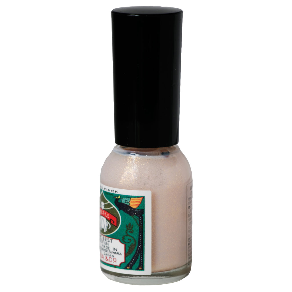 Moondust Ueba Esou 'Gofun' natural nail polish