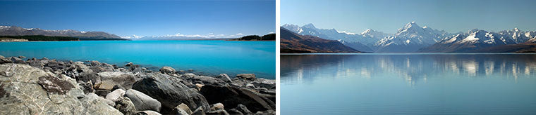 About Mt Cook Alpine Salmon