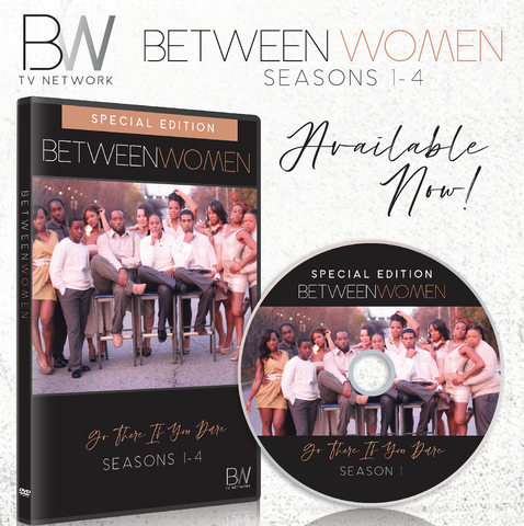 ONLY 20 left Between Women Seasons 1-4 DVD SALE