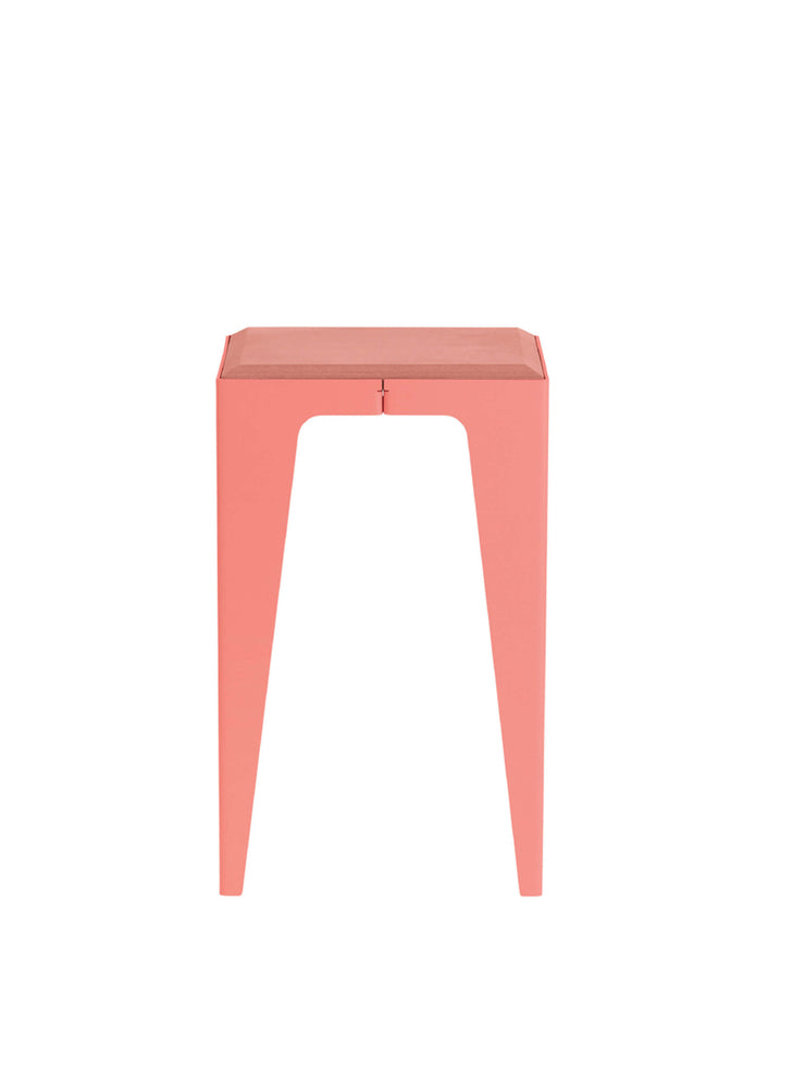 Hocker Chamfer in kalypso-red, Wye