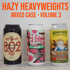 Hazy Heavyweights - Vol. 3