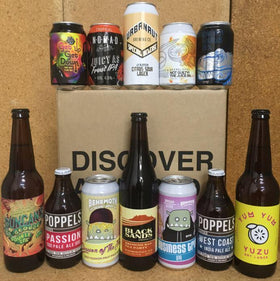 Craft Beer Introduction Case