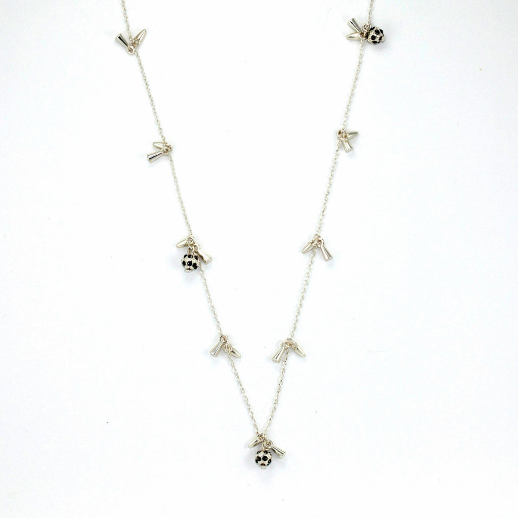 Rivet Long Necklace - Long Necklace -   - 2