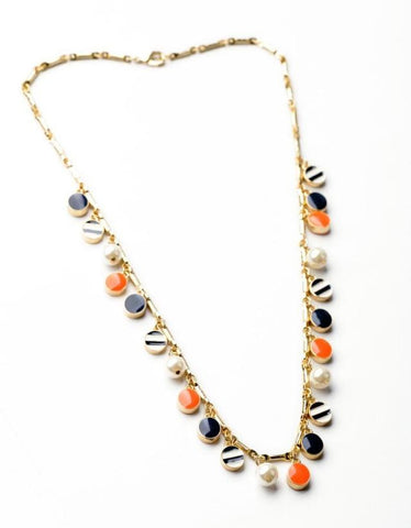 Sunset Resort Mid-length Necklace - Long Necklace -   - 2
