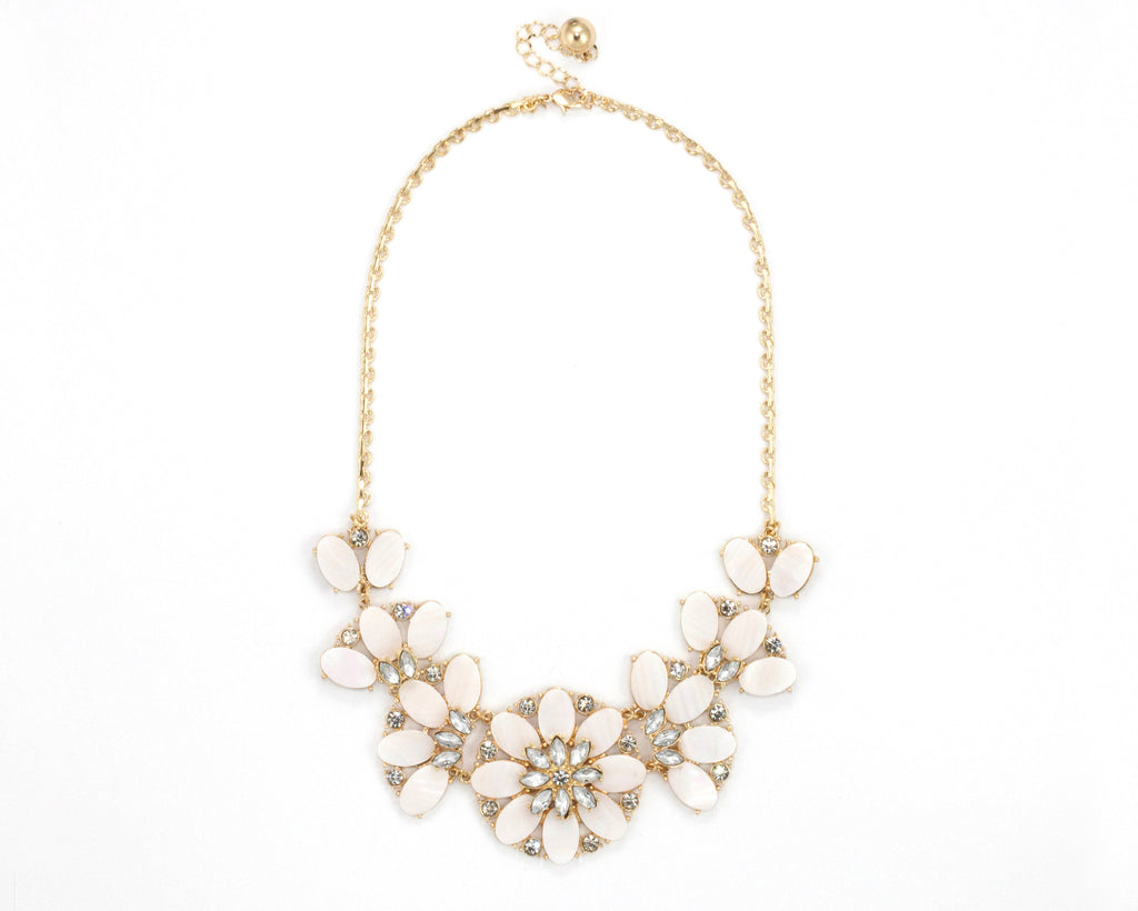 Joyful Floridale Necklace - Collar Necklace -   - 2