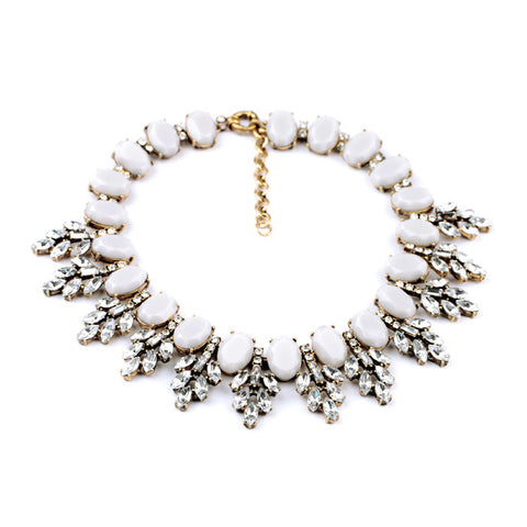 Dimante Blossom Necklace