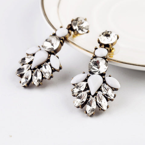 Dove Starlet Earrings - Statement Earrings -   - 2