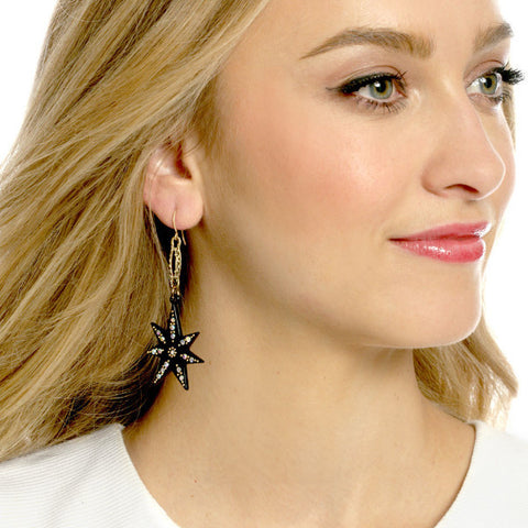 Retro Blitz Earrings - Drop Earrings -   - 2