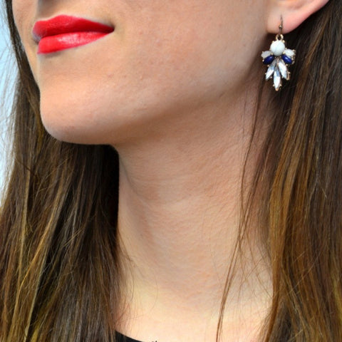 Urban Tribal Earrings - Statement Earrings -   - 3