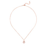Smiley Me Micro Paved Necklace - Delicate Necklace -   - 2