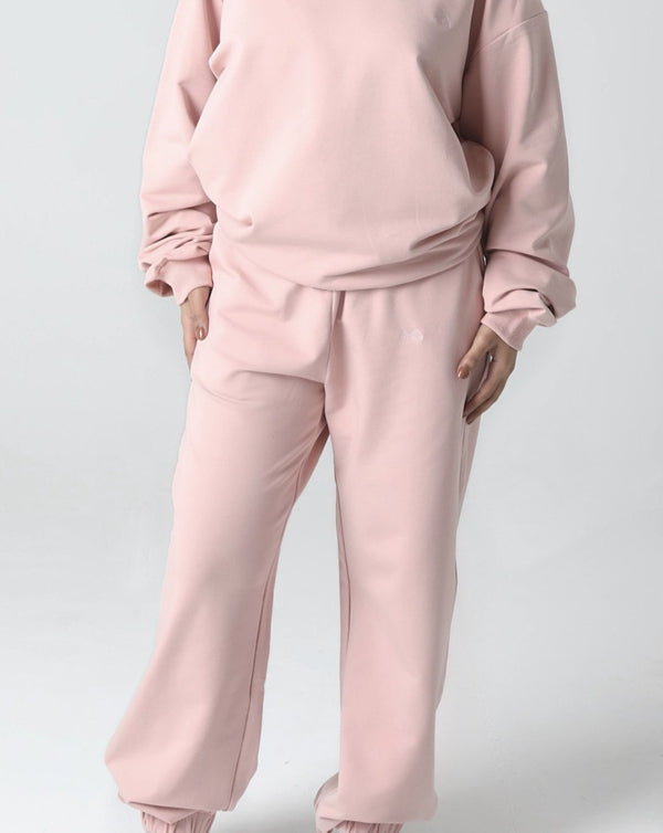 Amor Pink Joggers