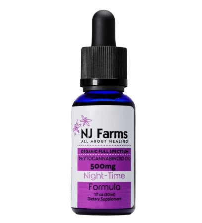 NJ Farms' Night-Time Formula