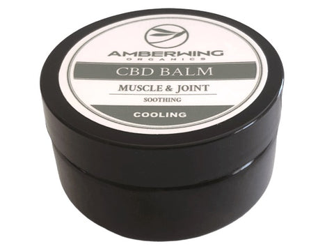 Cooling Menthol Balm from Amberwing Organics by NJ Farms