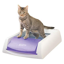 Load image into Gallery viewer, PetSafe ScoopFree Self-Cleaning Cat Litter Box, Automatic with Disposable Tray, Taupe - PAL19-14657