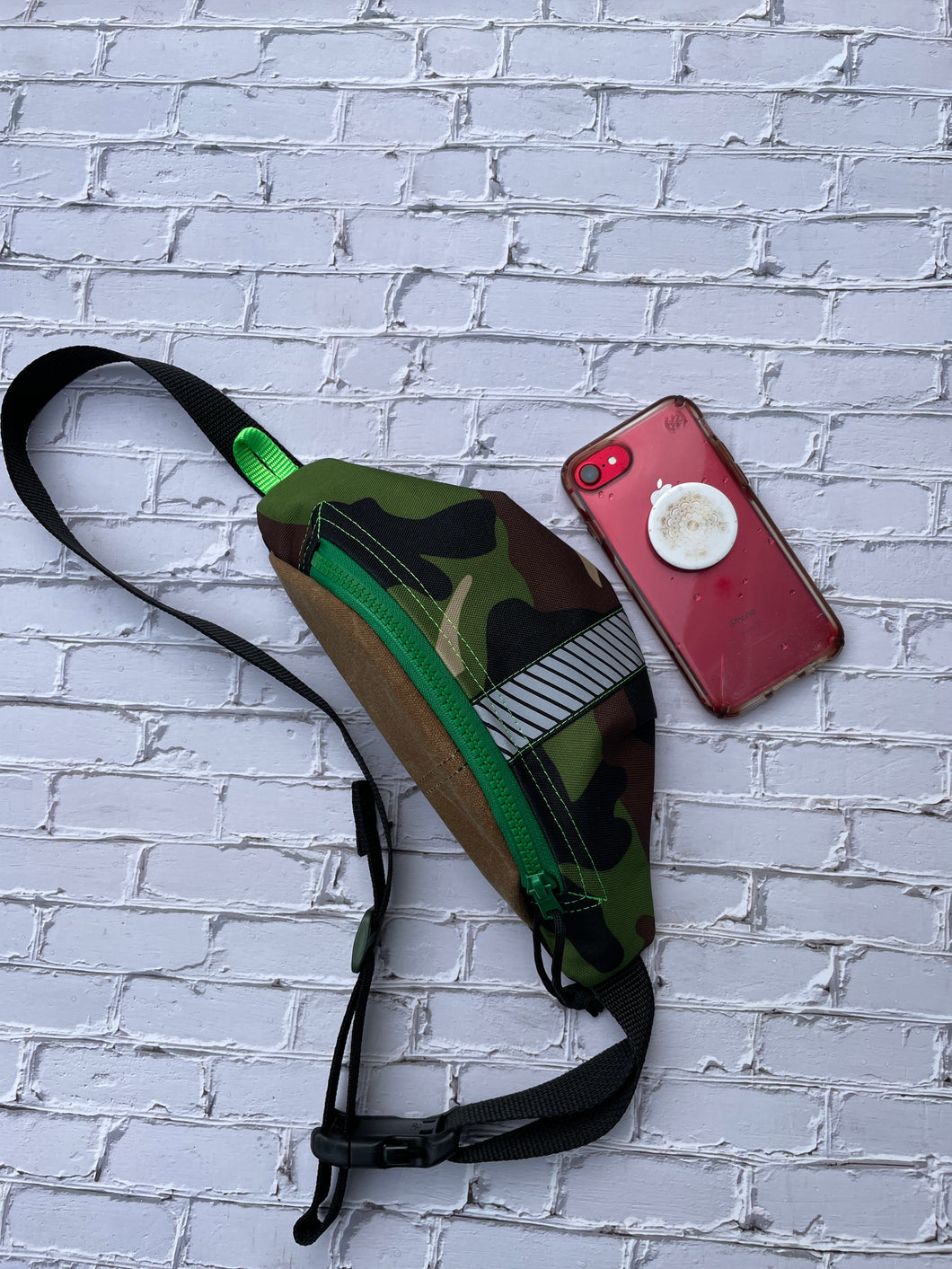 Camo Attacktical Fanny Pack