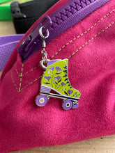 Load image into Gallery viewer, Roller Skate Charm Keychains