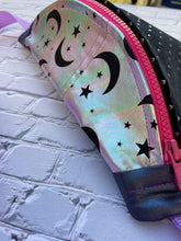Load image into Gallery viewer, Moon and Stars Velvet Hip Bag