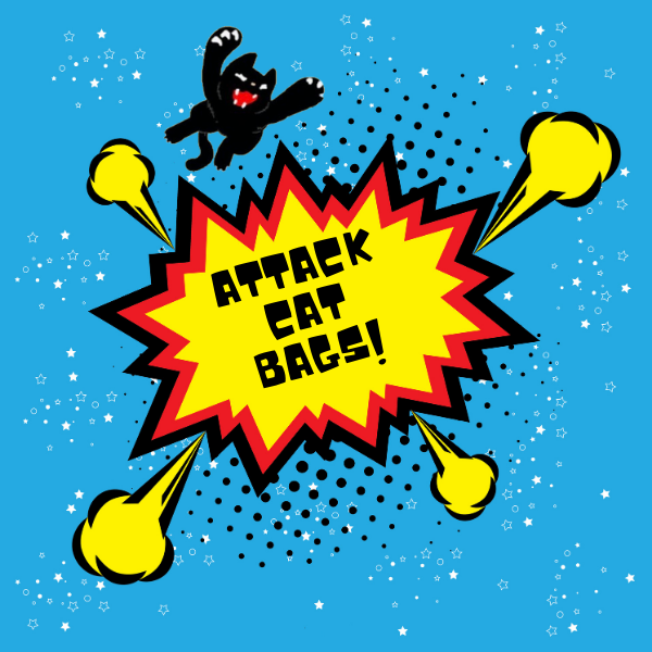 Attack Cat Bags Gift Card